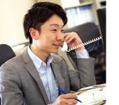 花山うどん営業部 伊藤尚人