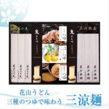 2020年夏限定ギフト 三涼麺(SR-30)