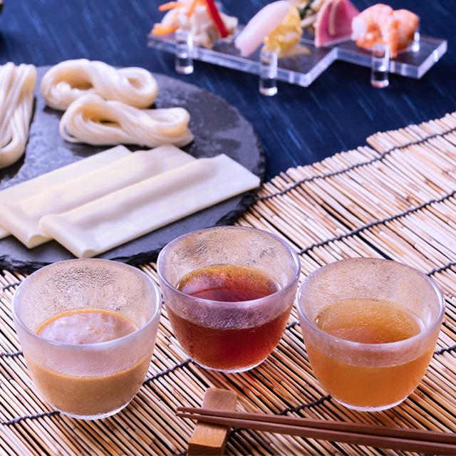 三涼麺 調理イメージ