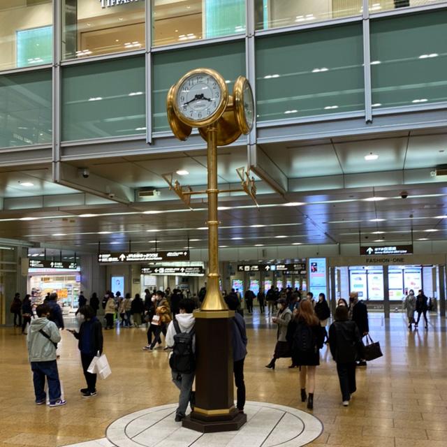 名古屋駅_金時計