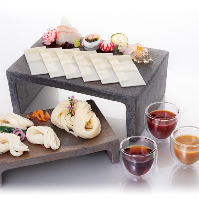 三涼麺ギフト 調理イメージ
